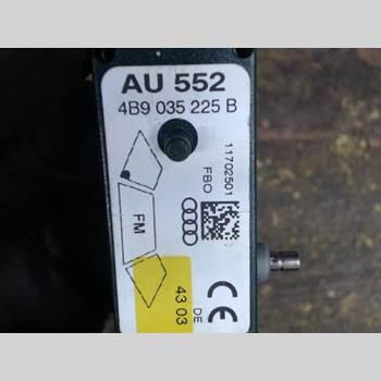Antennförstärkare AUDI A6/S6     97-05 AUDI A6 AVANT 2,4 QUATTRO 2004
