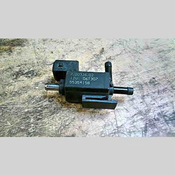Vakuumventil CADILLAC BLS BLS 2.0 T (210hk) 2007 70032602