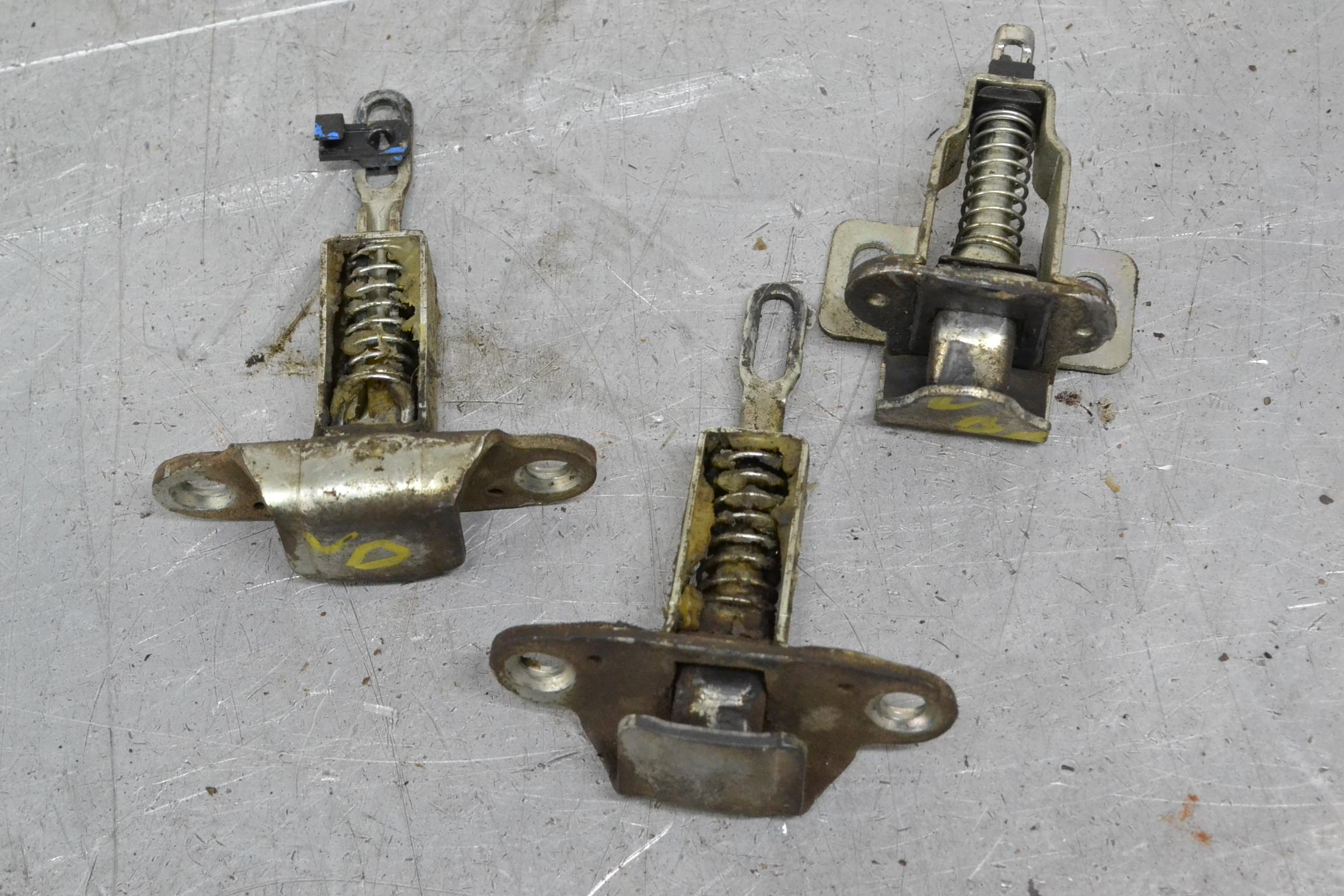 Låskista Baklucka till ISUZU D-MAX BE L133558 (0)