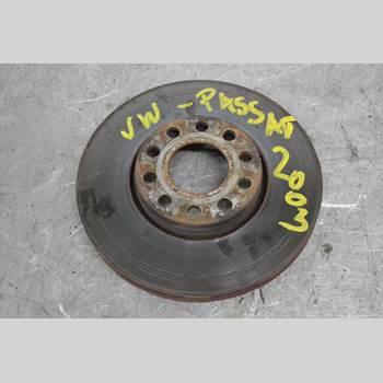 Bromsskiva Fram VW PASSAT 01-05 VARIANT 1,8T 2005