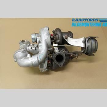 Turboaggregat MB C-KLASS (W205) 14- C220 BLUETEC AVANTGARDE 2015 A6510901186