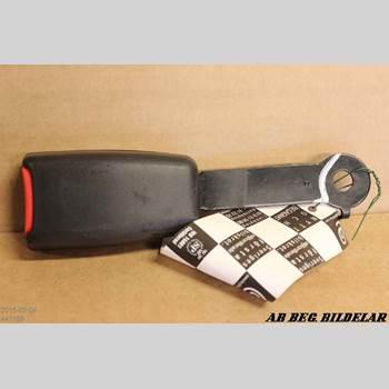 Säkerhetsbälteslås/Stopp HYUNDAI MATRIX 1.8 2003