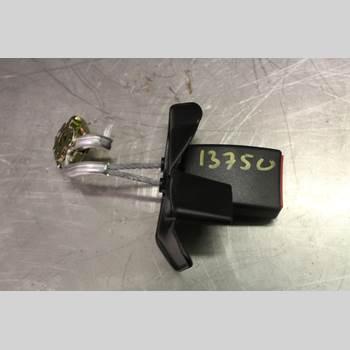Säkerhetsbälteslås/Stopp AUDI A4/S4 05-07 1,8T 20v Quattro 163hk 2005 8E085774001C