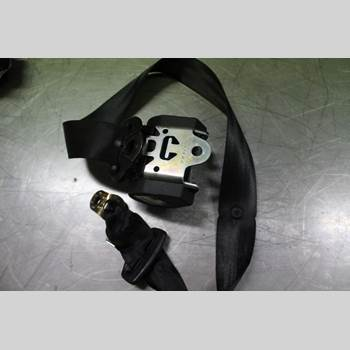 Säkerhetsbälte Mitten Bak AUDI A4/S4 05-07 1,8T 20v Quattro 163hk 2005 8E5857807AD