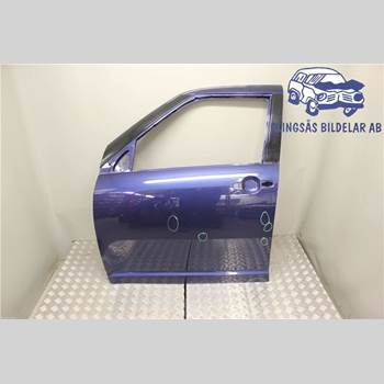 DÖRR FRAM VÄNSTER SUZUKI SWIFT    05-10 5DCS 1,316V 5VXL SER ABS 2009