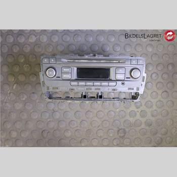 RADIO CD/MULTIMEDIAPANEL SEAT IBIZA IV 08-16  IBIZA 2014 6J0035156BGY