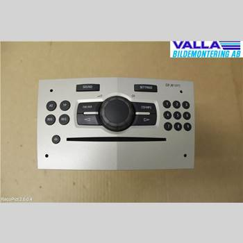 RADIO CD/MULTIMEDIAPANEL OPEL CORSA D 07-14 1,3 CDTI 2008 P6780485