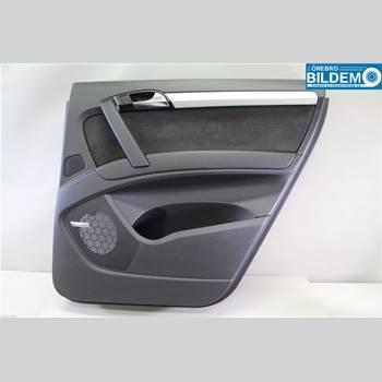 Dörrklädsel Höger AUDI Q7/SQ7 3,0 TDI.AUDI Q7 2013 4L0867304AC