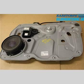 Fönsterhiss Elektrisk Komplett VW CADDY      04-10 1,9 TDI 2004 2K1837730L