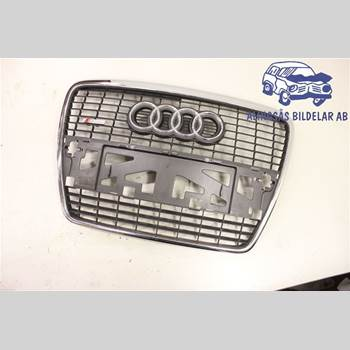 Grill Komplett AUDI A6/S6     05-11 4DSED 2,4i 6VXL SER ABS 2004