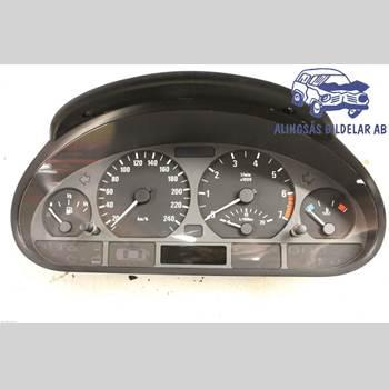 Kombi. Instrument BMW 3 E46      98-05 4DSED 318i 5VXL SER ABS 2000