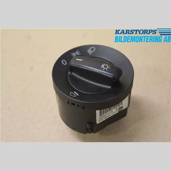 Strömställare Ljus VW PASSAT 2005-2011 2,0 TDI 2007 1K0941431AH