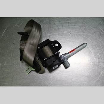 Säkerhetsbälte Vänster Bak VOLVO S80 07-13 2,4D D5 185hk Sedan 2007 8639768