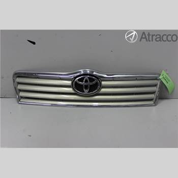GRILL/GALLER TOYOTA AVENSIS   03-06 TOYOTA AVENSIS (II) 1.8 2004 53100-05060G1