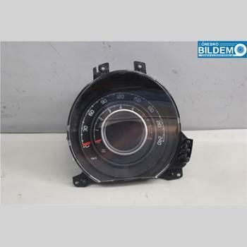 INSTRUMENT KOMB. FIAT 500       07- 1.4 Turbo Abart 5VXL 3D CC 2009