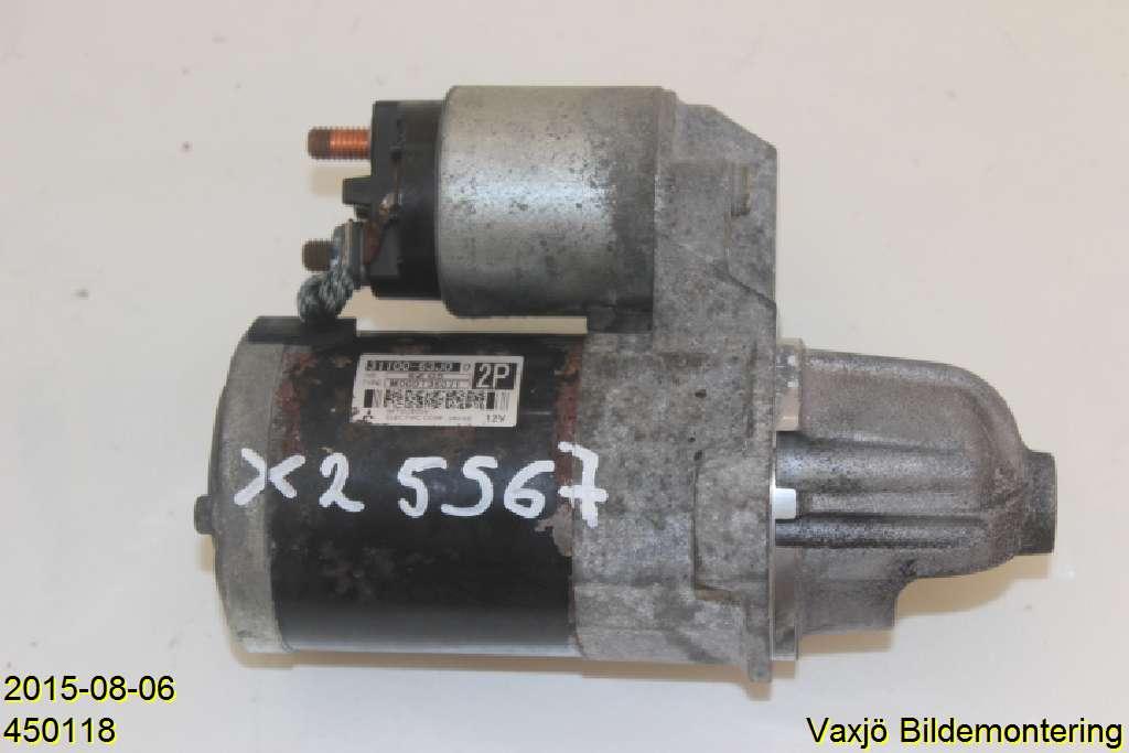 Startmotor till SUZUKI GRAND VITARA II 2006-2014 X 3110063J0 (0)