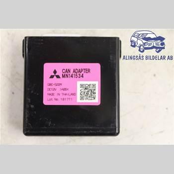 MITSUBISHI L200 06-15 4DPICKUP 2.5TD AUT 4x4 SER ABS 2007