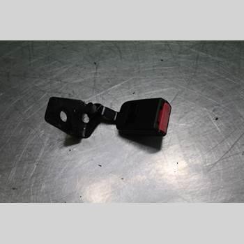 Säkerhetsbälteslås/Stopp PEUGEOT 307     05-08 1,6i XR 5dr CC-kaross 2007 8973QL