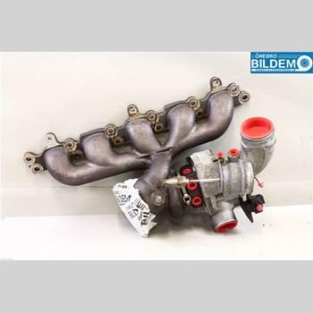 Turboaggregat VOLVO C30 07-10 2,5 T.VOLVO C30 2007 30757112