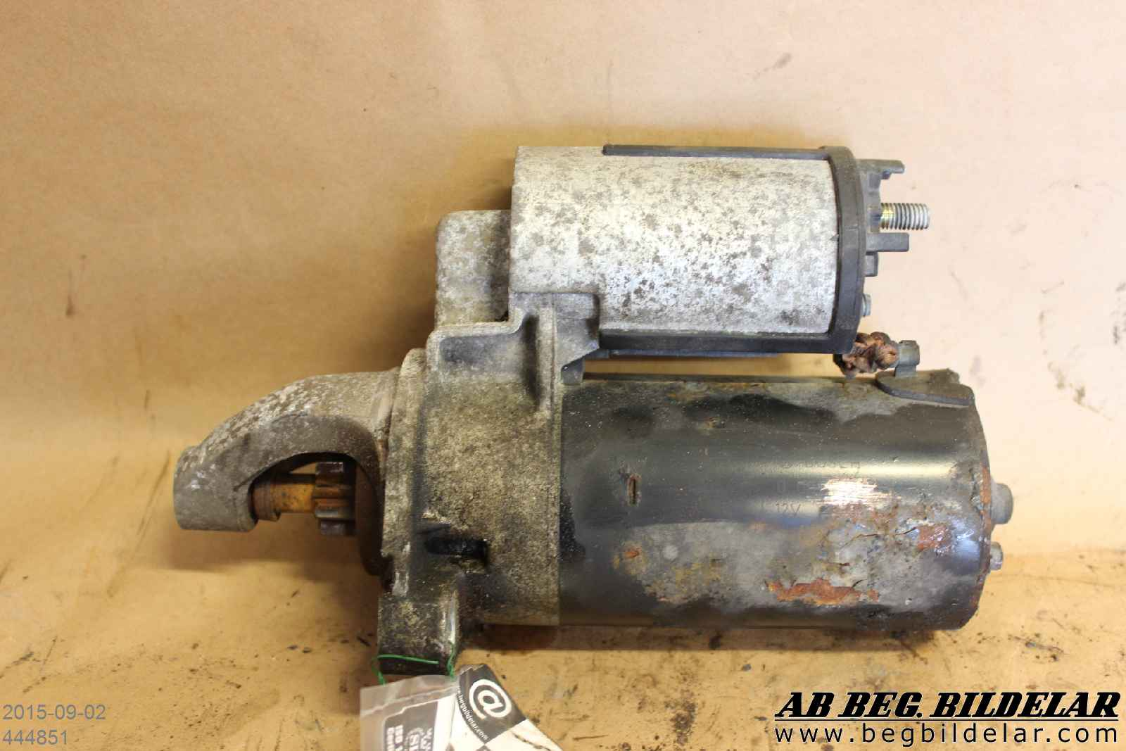 Startmotor till AUDI A6/S6 1995-1997 LN 0001108113 (0)
