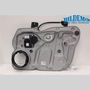 Fönsterhiss Elektrisk Komplett VW CADDY      04-10 CADDY (III) 2006 2K2837729L