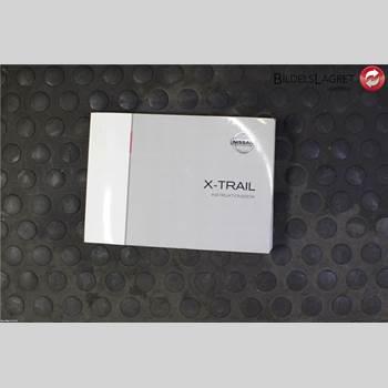 NISSAN X-TRAIL 14-  X-TRAIL 2014 bil