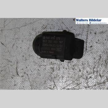 Parkeringshjälp Backsensor VW TOUAREG I 03-10 5,0 V10 TDI SYNCRO 2004