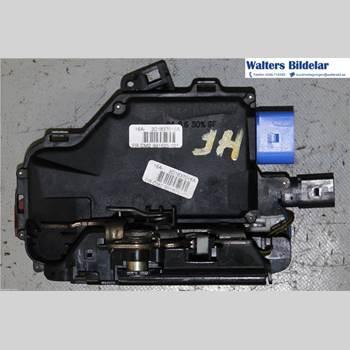 Låskista/Dörrlås VW TOUAREG I 03-10 5,0 V10 TDI SYNCRO 2004 3D1837016AD