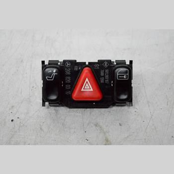 Strömställare Varningsblinkers MB E-KLASS (W210) 96-03 300D 1998