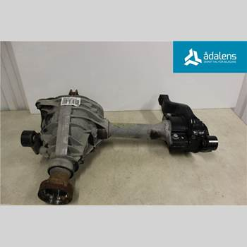 Framvagn Diffrential JEEP CHEROKEE JEEP CHEROKEE 2.8 CRD 2007
