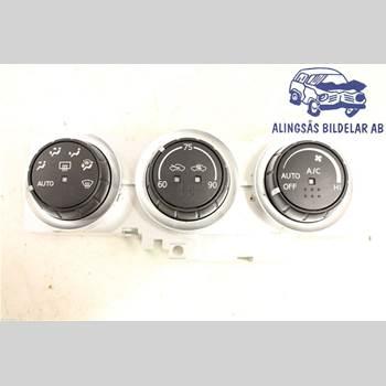 AC Styrenhet AC Manöverenhet NISSAN 350Z 3DCOUPE 3,5i AUT SER ABS 2005