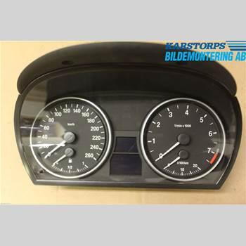 BMW 3 E90/91 SED/TOU 05-12 325I 2007 62109316145