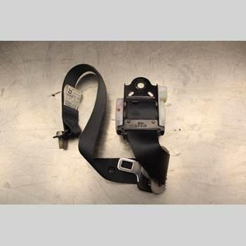 Säkerhetsbälte Höger Bak MITSUBISHI L200 06-15 2,5Di 136hk 2006 TTCAB0MS040