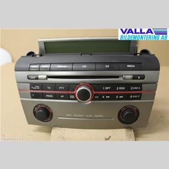 CD Radio MAZDA 3 I 07-08 2.3 MPS 2007 BR6C-66-9H0