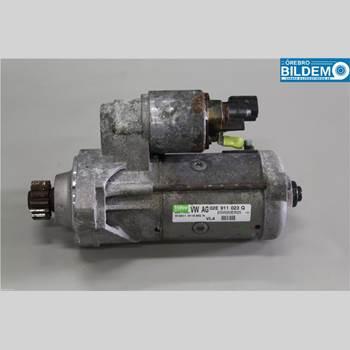 Startmotor Diesel VW PASSAT 11-14 2,0 TDI.VW PASSAT VAR 4-MOTION 2011 02E911023Q