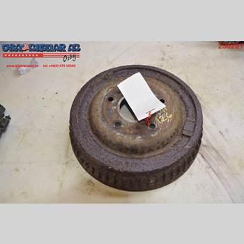 Bromstrumma Bak CHEVROLET BLAZER/S10 P-U CHEVROLET CT10506 1997