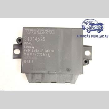 Styrenhet Parkeringshjälp VOLVO S60 11-13 4DSED B4164T3 6VXL SER ABS 2011
