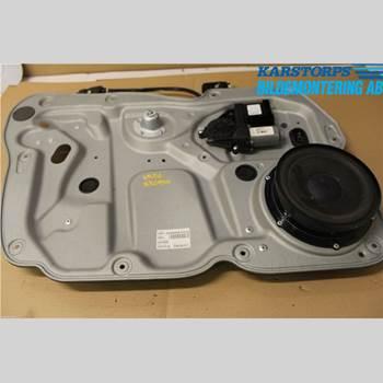 Fönsterhiss Elektrisk Komplett VW CADDY      04-10 1,4 2005 2K1837730L