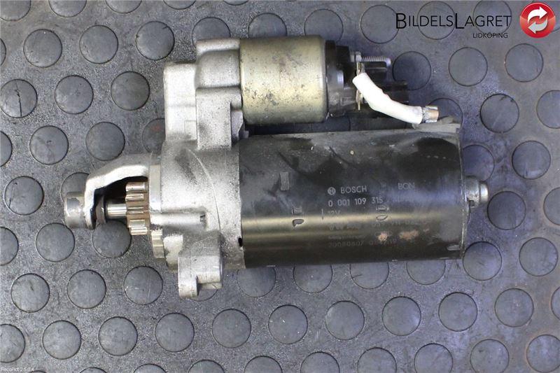 Startmotor Diesel till AUDI A5 2007-2016 LI 059911021DX (0)