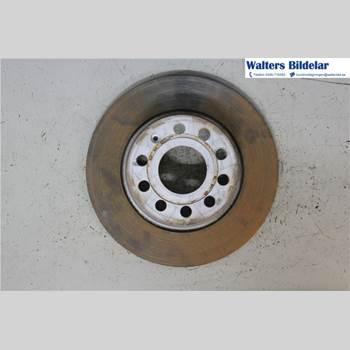 BROMSSKIVA BAK VW GOLF / E-GOLF VII 13- 1,2 TSI 2013 1K0615601AA