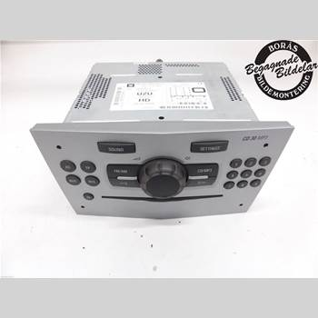 RADIO CD/MULTIMEDIAPANEL OPEL CORSA D 07-14 1,2 2010 13289919