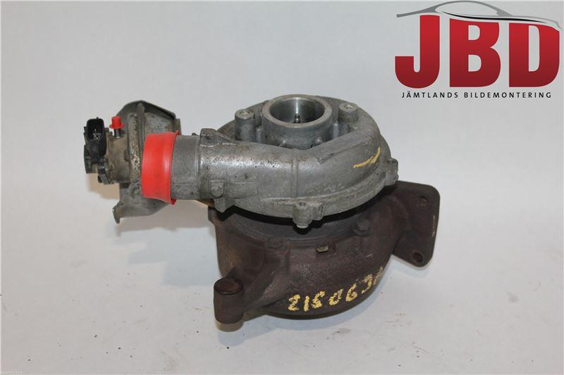 Turboaggregat - GARRETT GT1749Y image