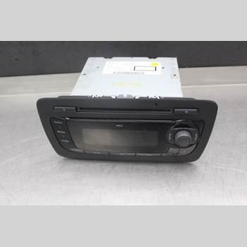 RADIO CD/MULTIMEDIAPANEL SEAT IBIZA IV 08-16 1,4i 86hk 2010 6J0035153B