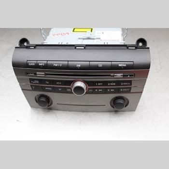 CD Radio MAZDA 3 I 07-08 2,0D 143hk 2008 14798108