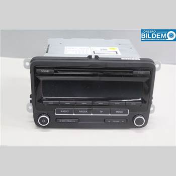 RADIO / STEREO   VW POLO 10-17 1,2 TSI.VW POLO 2013 5M0035186J