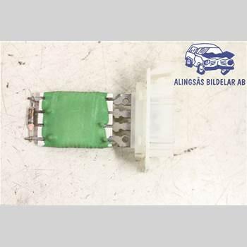 Värmefläktsmotstånd MINI COUPE R50/53 01-06 3DCS 1,6i 5VXL SER ABS 2002