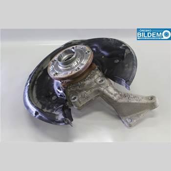 Hjullagerhus/Spindel Vänster Bak VW SHARAN 11- 2,0 TDI.VW SHARAN 4-MOTION 2014 3C0505433G