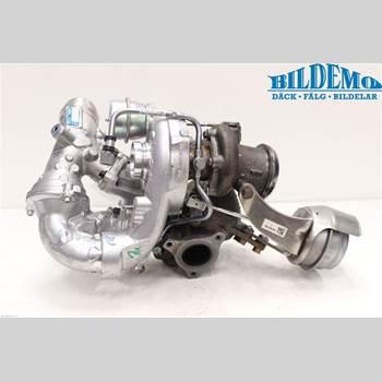 Turboaggregat MB C-KLASS (W205) 14- MERCEDES-BENZ C220 BLUETEC 2015 A6510901586