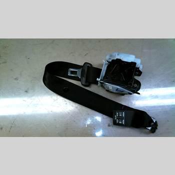 Säkerhetsbälte Vänster Bak AUDI A4/S4 01-05 AUDI A4 1,8T 2002
