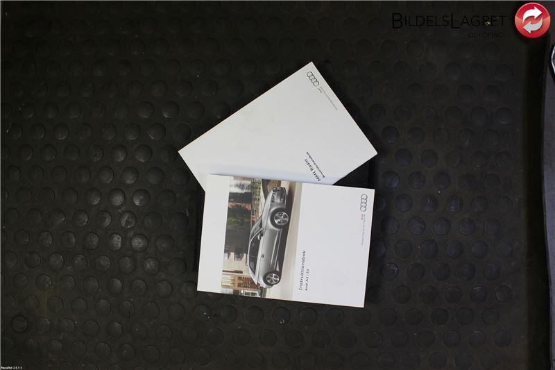 till AUDI A3/S4 (8V) 2013-2020 LI bil (0)